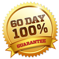 60 day 100% guarantee